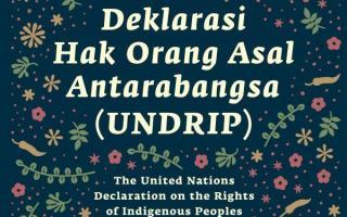 Download: Deklarasi Hak Orang Asal Antarabangsa (UNDRIP)