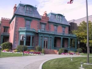 Devereaux House 1