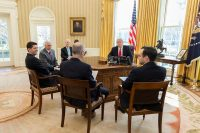 ANALYSIS: Trump Stumbles From Rare Bargaining Position ...