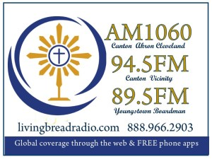 Living Bread Radio Logo