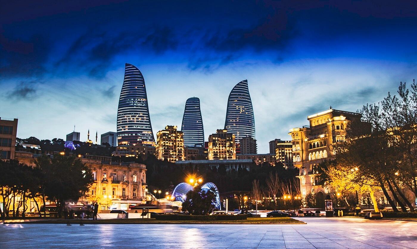 как попасть в Баку из России