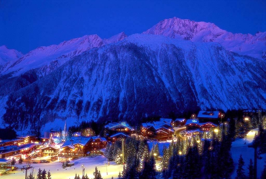 самый дорогой горнолыжный курорт во франции
