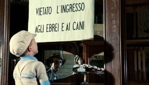 """Da """"La vita è bella"""", di Roberto Benigni (1997)"""