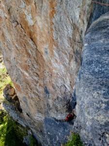 Roc Aiguille : Izéki - Gorges du Tarn