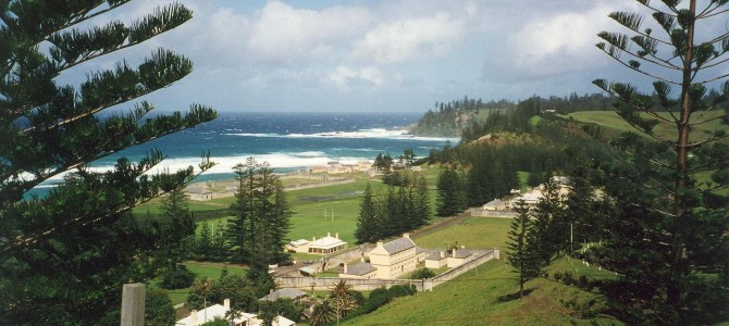 2001 Norfolk Island's Lazy Dayz – Day 2