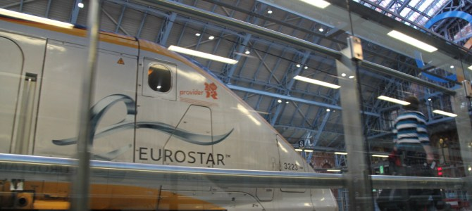 2011 Europe by Rail – Day 27