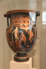 Terracotta Urn