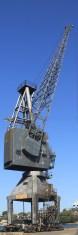 Submarine crane