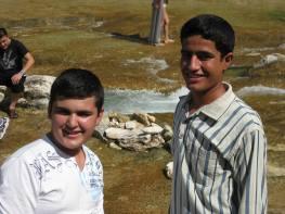 Jamshid and Mustafa