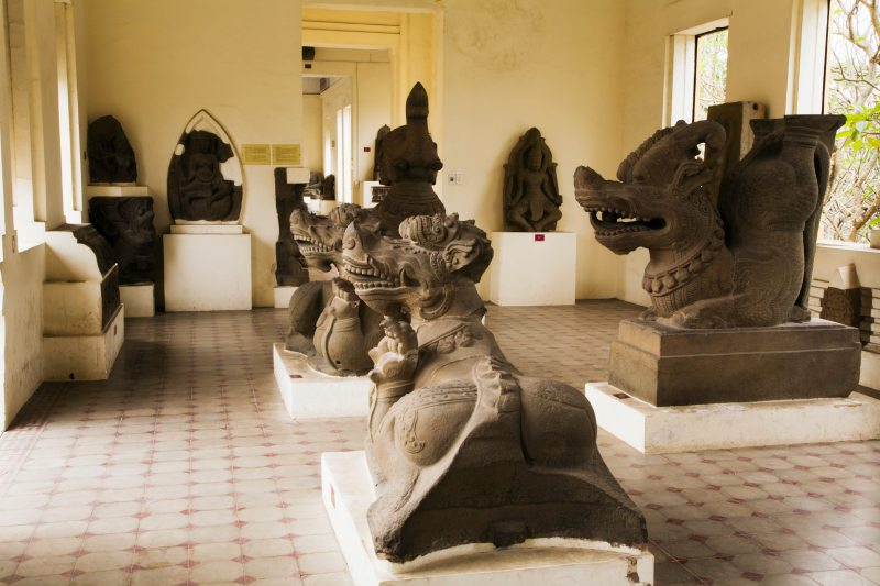 The Museum of Cham Sculpture in Da Nang - A Brief History of the Champa