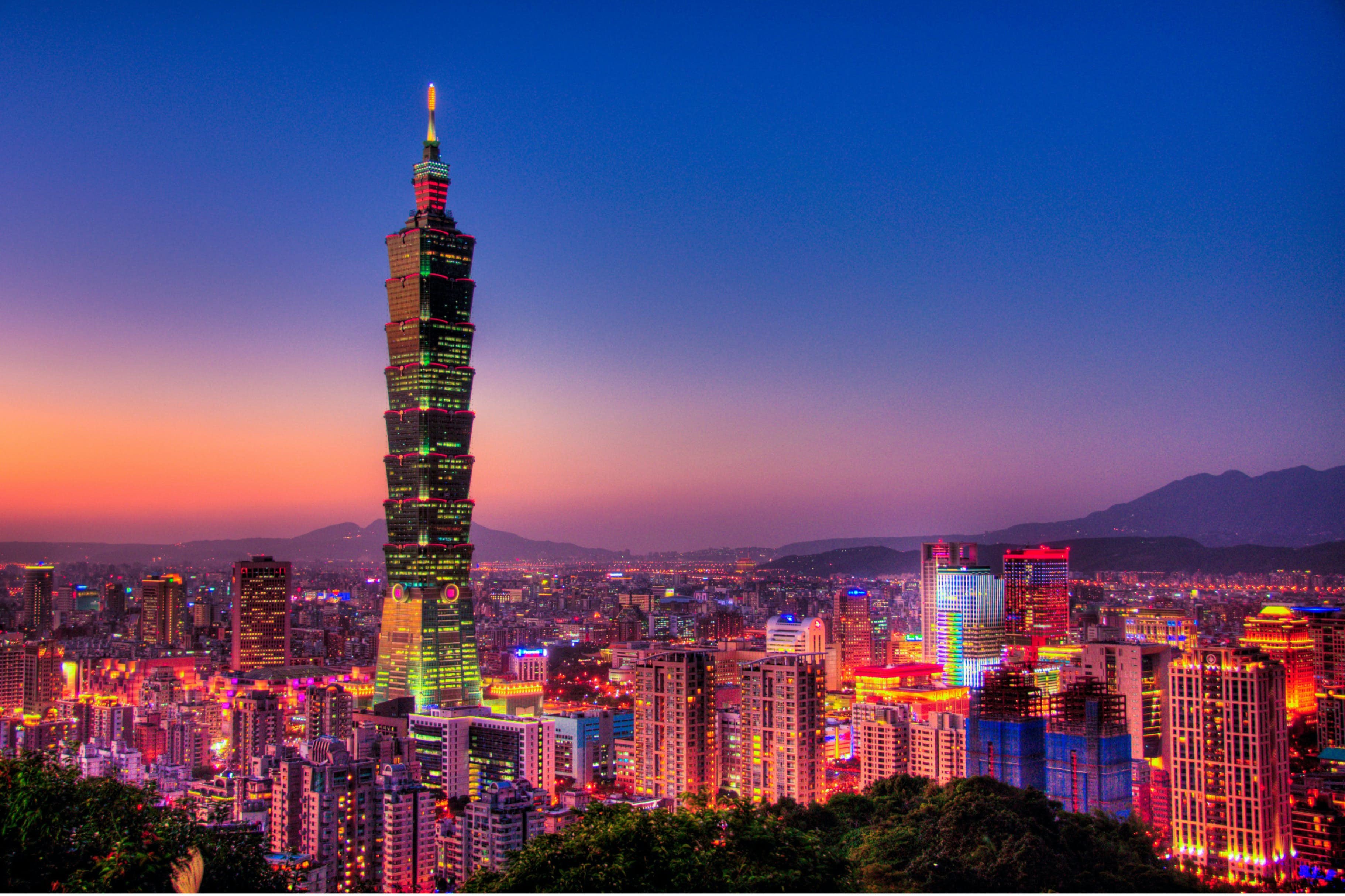 Discover the amazing Xinyi district of Taipei in 4 steps 1