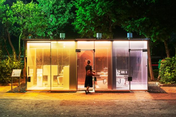 Transparent public restrooms are causing a stir in Tokyo - Lonely Planet