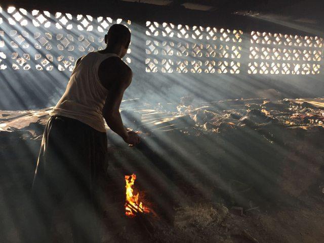 Tanji fish market, The Gambia