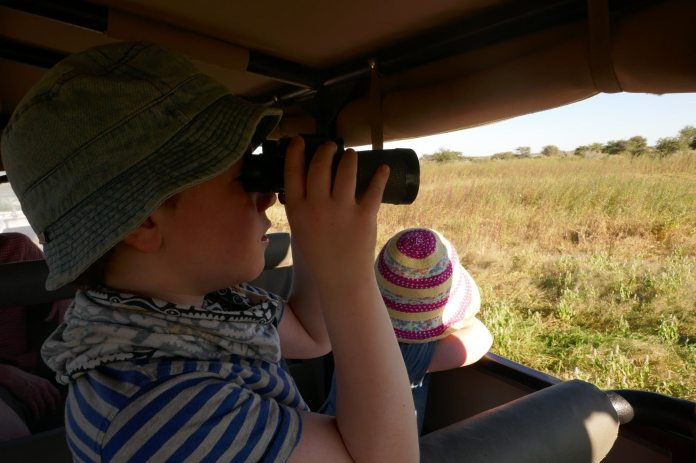 Namibia-family-children-safari-wildlife-watching