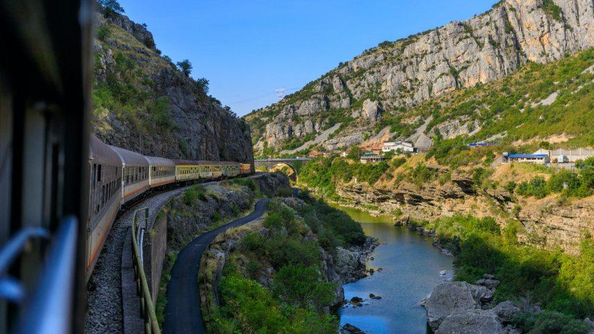 Belgrade–Bar railway: the ultimate Balkans train trip - Lonely Planet