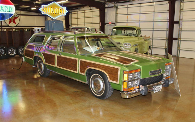 Planning A Family Road Trip You Can Buy The Iconic Car From National Lampoon S Vacation Lonely Planet