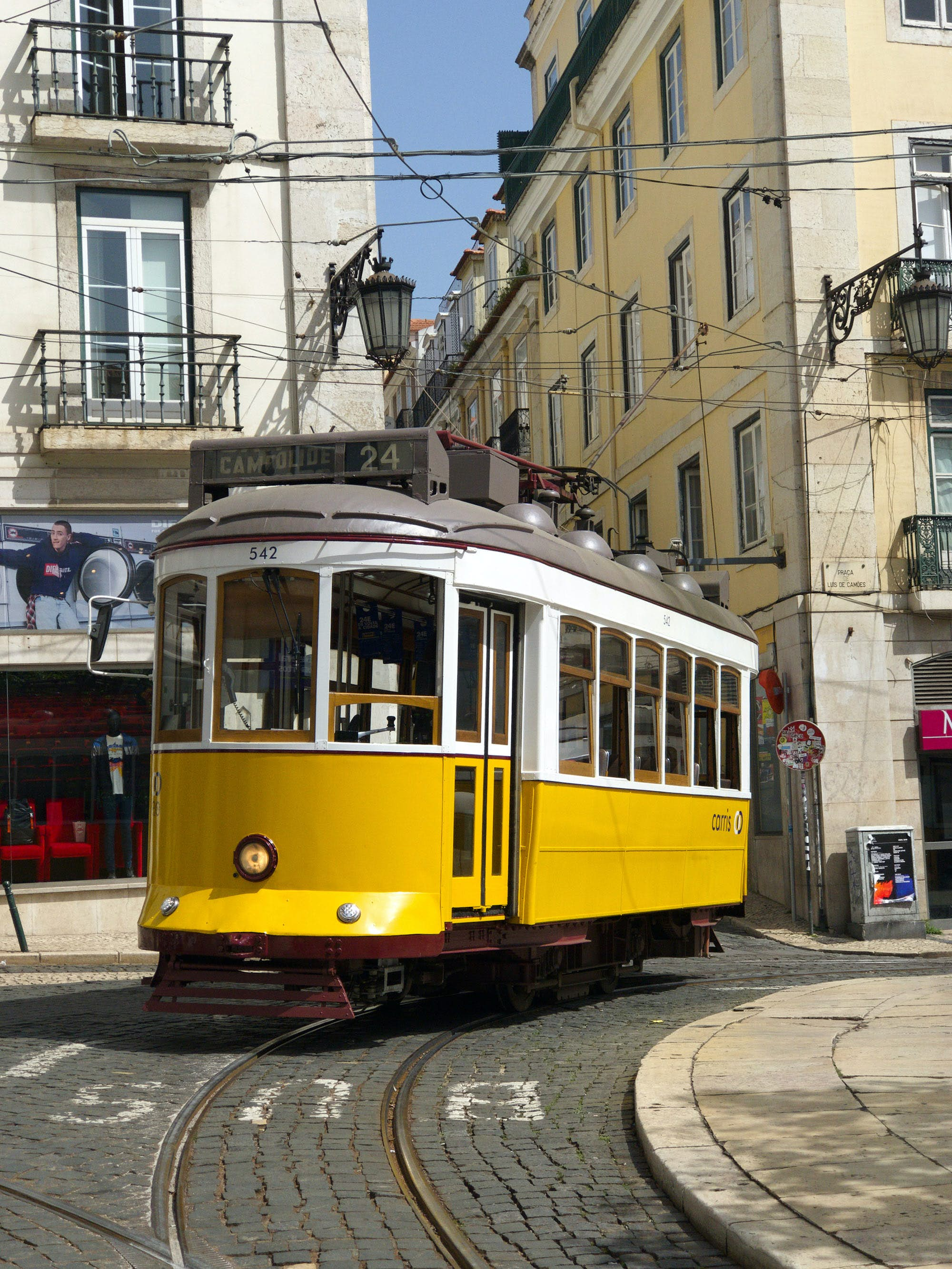 New areas of Lisbon open up to travellers and locals as tram line resumes after 23 years - Lonely Planet