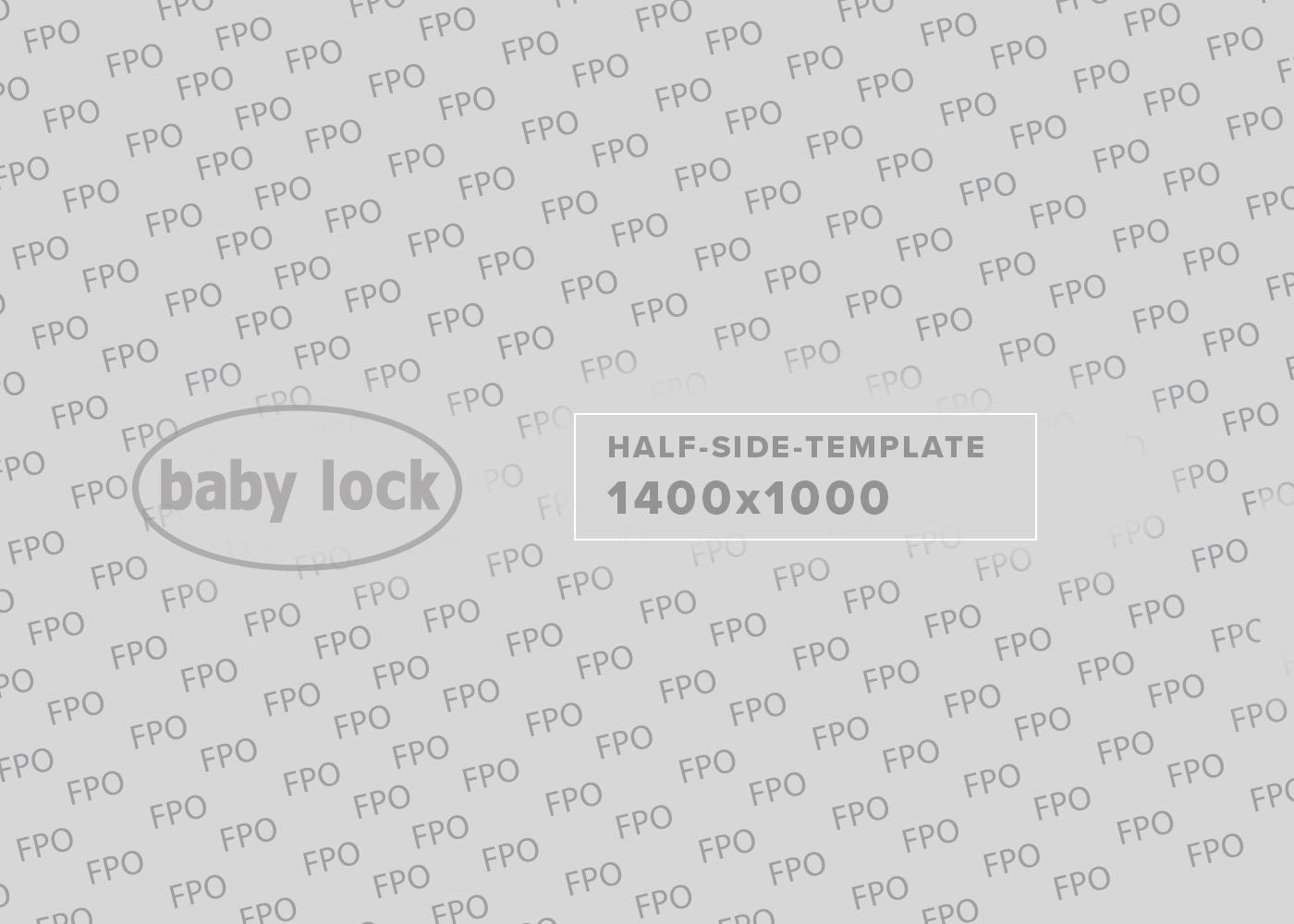Baby Lock 50th Anniversary