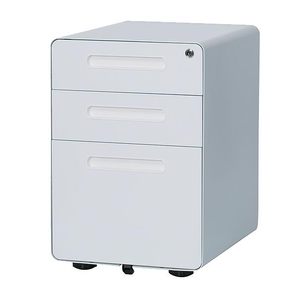 デスクキャビネット・ワゴン3段商品画像