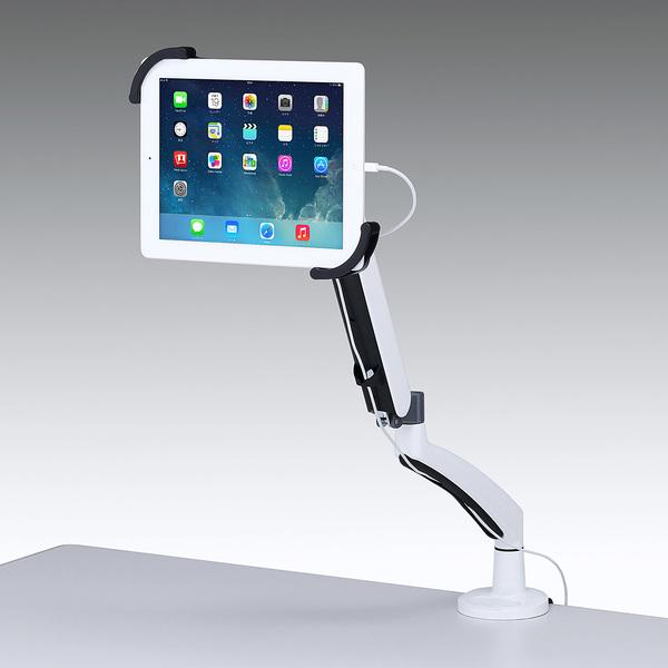 7~11インチ対応水平垂直iPad・タブレット用アーム商品画像