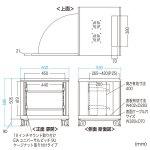 19インチマウントボックス(9U)商品画像