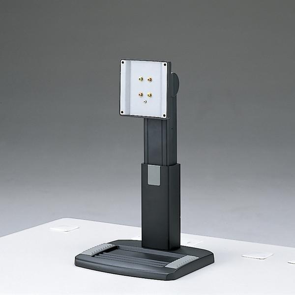 昇降液晶モニタスタンド(ブラック)商品画像