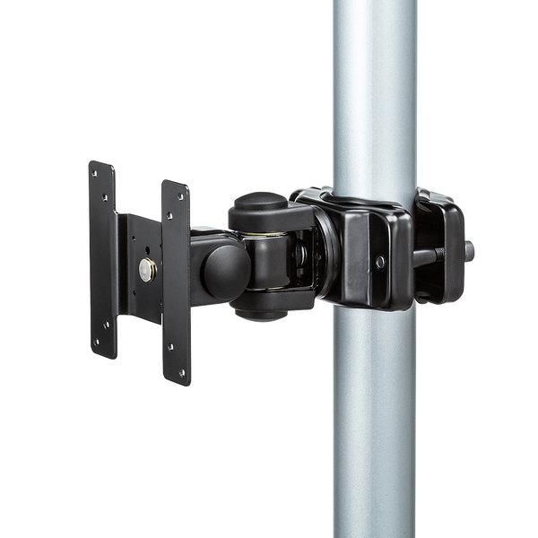 高耐荷重支柱取付けモニターアーム商品画像