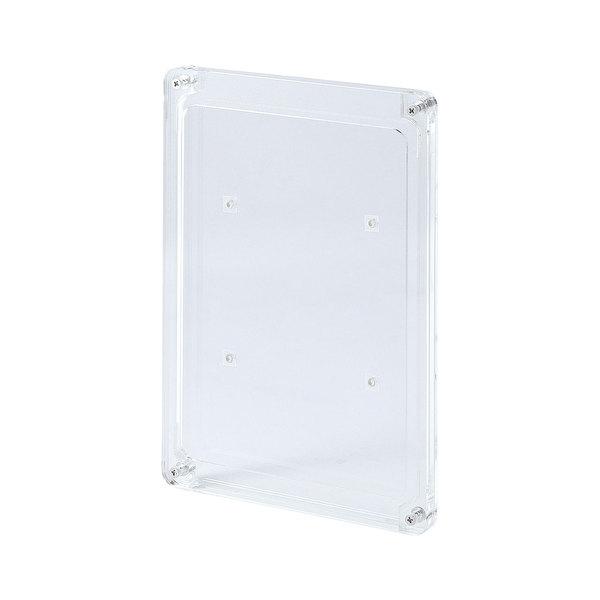 9.7インチiPad用VESA対応アクリルケース商品画像
