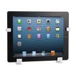 iPad・タブレットホルダー(7~11インチ・厚さ13mmまで・ホワイト)商品画像