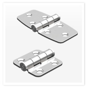 Learn more about Southco's N6 Stainless Steel Hinge