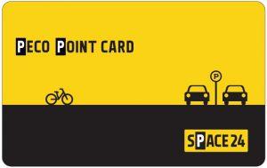 PECOポイント会員カード
