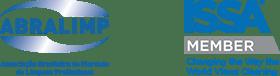 Certificação Nacional e Internacional - Membro ABRALIMP e ISSA