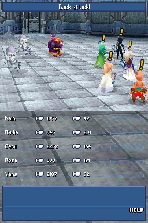 Ff4 Tower Of Babil : tower, babil, Final, Fantasy, Advance, Where'd, Flamehounds