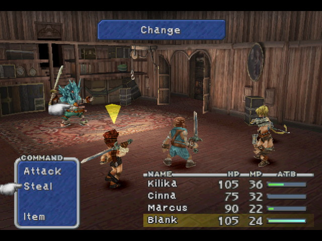 Image result for ffix gameplay