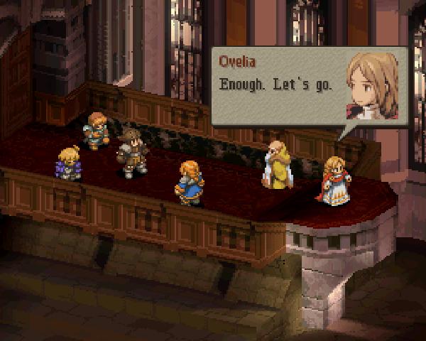 Final Fantasy Tactics Part 1 Orbonne Monastery