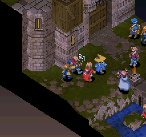 Final Fantasy Tactics Part 29 Lionel Castle