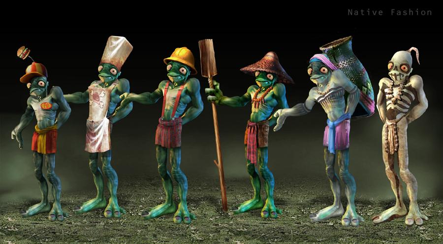 Oddworld Munchs Oddysee Part 14  BOILAH room