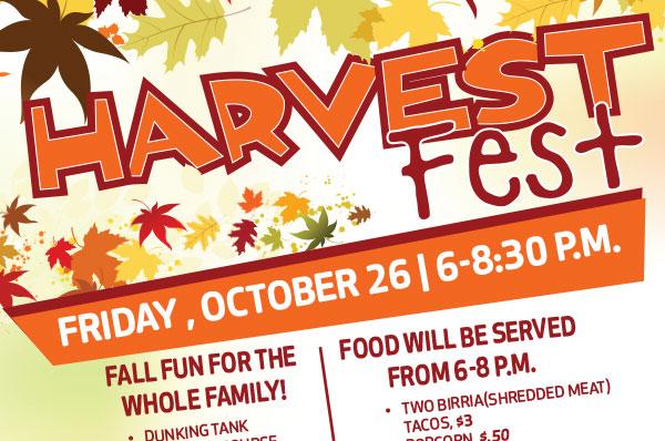 An Evening of Fun at Harvest Fest
