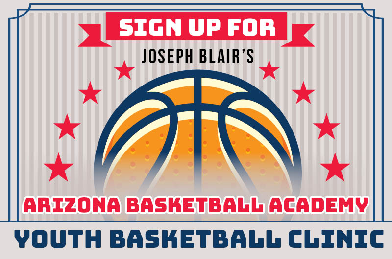 Register for the Youth Basketball Clinic