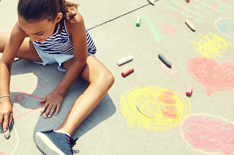 Cultivating Kids' Creativity Over Summer