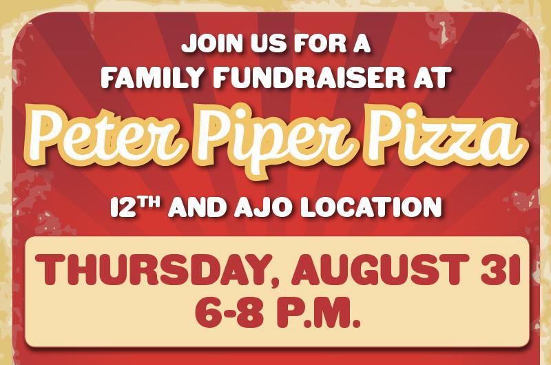 Peter Piper Fundraiser