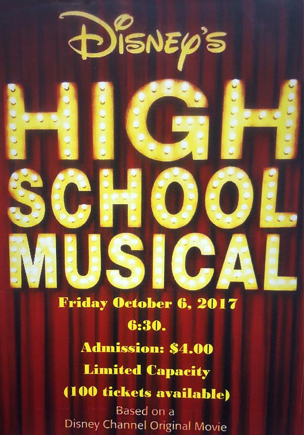 South High School Musical