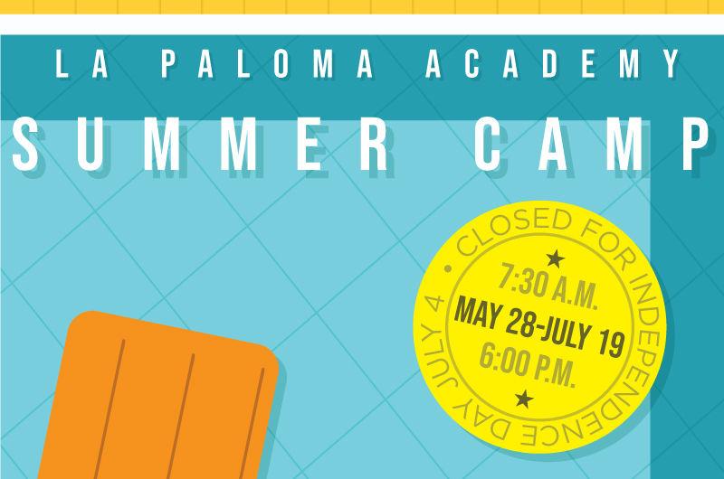 La Paloma Summer Camp Registration