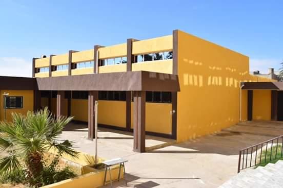 إعادة افتتاح المدرسة المركزية للتعليم الأساسي ببلدية سرت