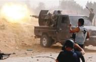 وفقا لمصدر عسكري في حكومة الوفاق : قواتنا استهدفت مليشيات حفتر بمحور النهر جنوب الوشكة