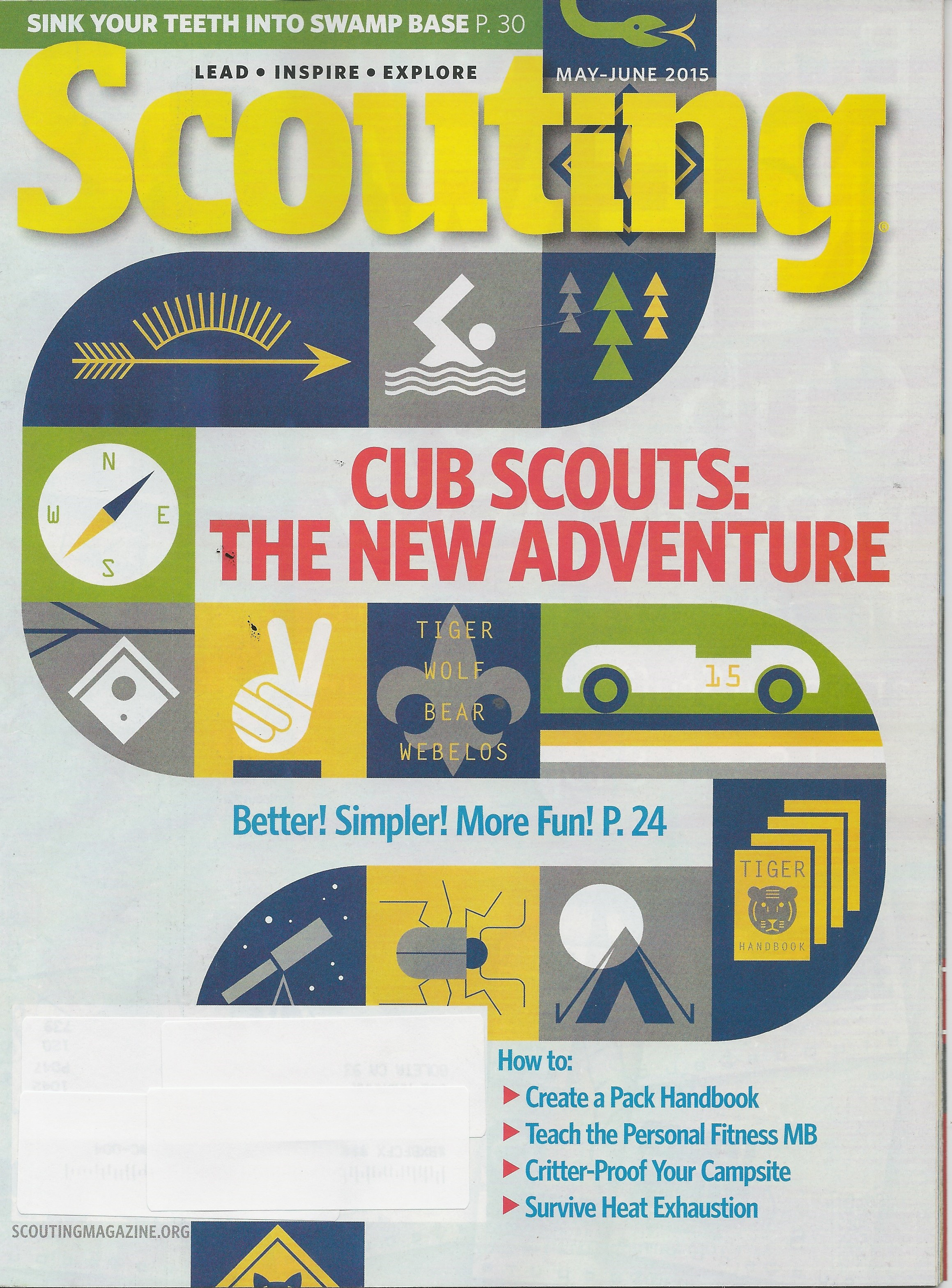 Changes To Cub Scout Program