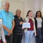 Dons collectés par la filière ASSP et reversés à des associations