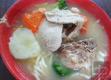 台北/中崙番茄麵:不造作的自然口感,忙碌都會中的清流美味 @LPComment 科技生活雜談