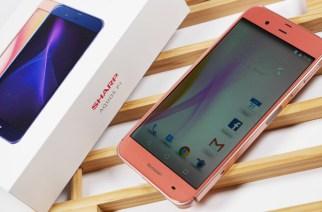 強悍美型的「真.日系手機」Sharp AQUOS P1實測