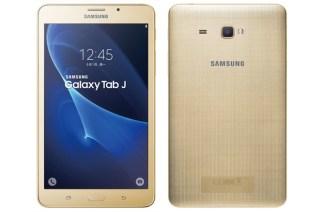 通話平板Samsung Galaxy Tab J登台!售價6千有找